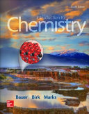 Introduction to Chemistry PDF