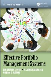 Effective Portfolio Management Systems