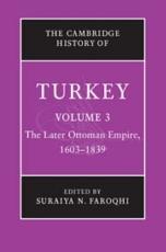 The Cambridge History of Turkey PDF