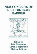 New Concepts of a Blood—Brain Barrier