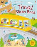 Travel Sticker Book
