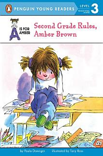 Second Grade Rules  Amber Brown Book