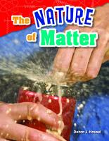 The Nature of Matter PDF