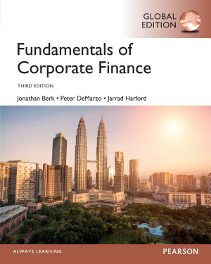 Fundamentals of Corporate Finance  PDFebook   Global Edition