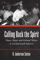 Calling Back the Spirit PDF