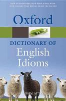 Oxford Dictionary of English Idioms PDF