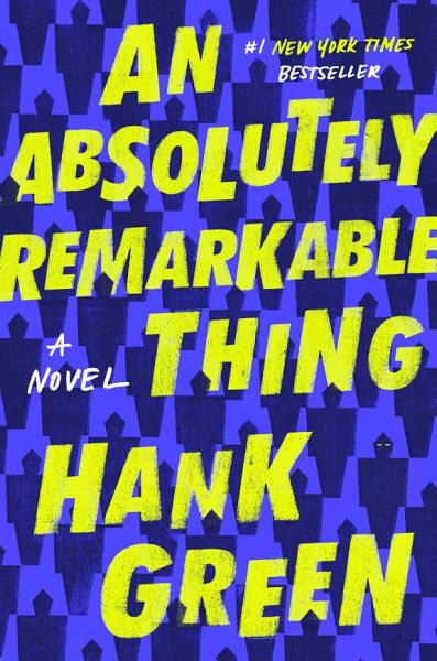 Download An Absolutely Remarkable Thing Book