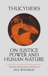 On Justice Power And Human Nature Book PDF