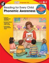 Phonemic Awareness, Grades K - 1