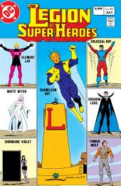 The Legion of Super-Heroes (1980-) #301