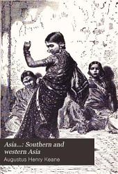 Asia: Southern and Western Asia