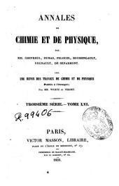 Annales de chimie et de physique: Volume56
