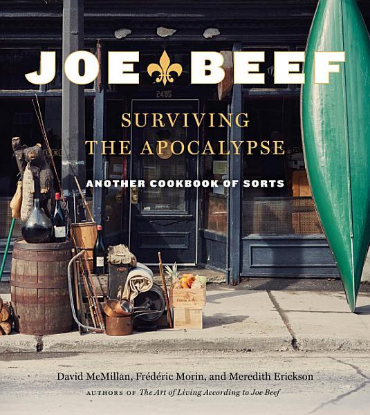 Download Joe Beef  Surviving the Apocalypse Book