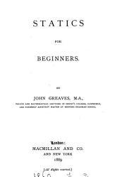 Statics for Beginners