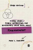 A Very Short  Fairly Interesting and Reasonably Cheap Book about Management PDF
