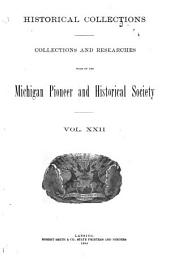Historical Collections: Volume 22
