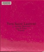 Yves Saint Laurent 5  Avenue Marceau  75116 Paris   France PDF