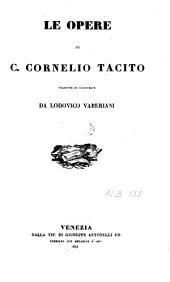 Caii Cornelii Taciti Opera quae exstant omnia