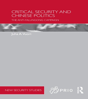 Critical Security and Chinese Politics PDF