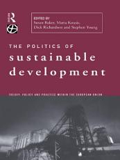 Politics of Sustainable Development PDF