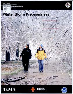 Winter Storm Preparedness Book