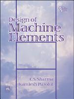 DESIGN OF MACHINE ELEMENTS PDF
