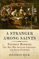 A Stranger Among Saints PDF