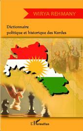 Dictionnaire politique et historique des Kurdes