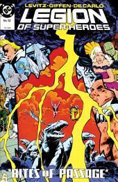 Legion of Super-Heroes (1984-) #52