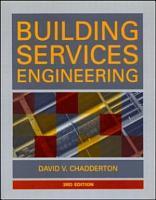 Building Services Engineering PDF