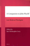 A Companion to John Wyclif
