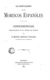 La expulsión de los moriscos españoles