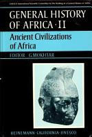 Ancient Civilizations of Africa PDF