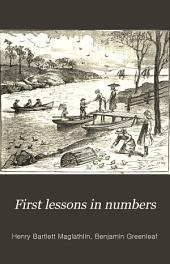 First Lessons in Numbers: Oral and Written