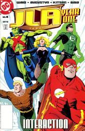 JLA: Year One (1997-) #4
