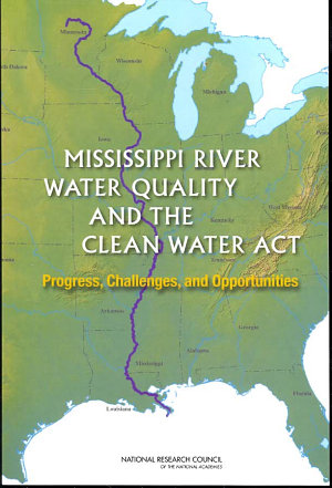 Mississippi River Water Quality and the Clean Water Act PDF