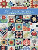 The Splendid Sampler 2 Book