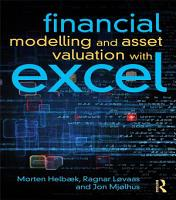 Financial Modelling and Asset Valuation with Excel PDF