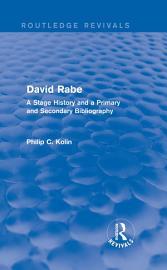 Routledge Revivals  David Rabe  1988  PDF