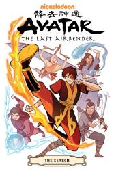 Avatar The Last Airbender The Search Omnibus Book PDF