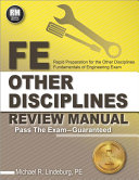 FE Other Disciplines Review Manual PDF