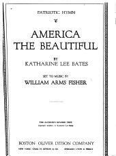 America the Beautiful: Patriotic Hymn