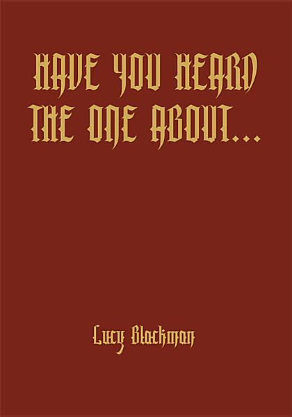 Download Have You Heard the One About    Book