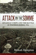 Attack on the Somme PDF