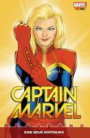 Captain Marvel Megaband   Eine neue Hoffnung PDF