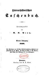 Literarhistorisches taschenbuch: Band 4