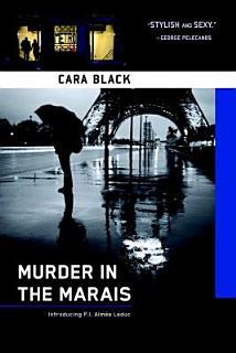 Murder in the Marais Book