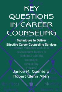 Key Questions in Career Counseling Book