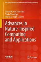 Advances in Nature Inspired Computing and Applications PDF