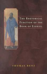 The Rhetorical Function of the Book of Ezekiel